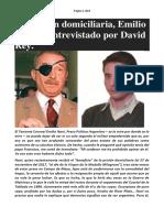 012718david Rey Entrevista a Nani en Prision Domiciliaria