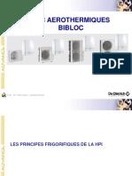 Pre Aerothermie Split Advance.fr