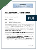 Guía+de+Aprendizaje+Ofimática+Excel+fórmulas y funciones