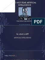 Perspectives   'In Defence of AI'- Presentation