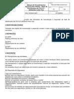 Manual de Procedimentos Operacionais Padrão - Rede de Distribuição Até 34,5 KV - Utilizando Linha Viva
