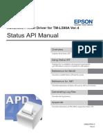 Apd4 l500a Status e Revc