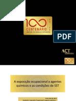 5_A Exp Ocup Agentes Quimicos e as Condições de SST_Teresa A_ACT
