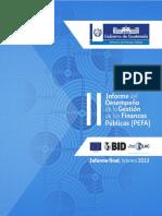 Informe 2013 Gestion Publica