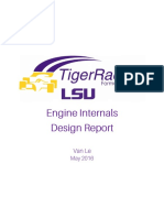 16 engine internals design report
