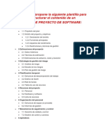 Pressman Plan de Proyecto de Software
