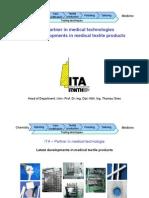 Medical Textiles e