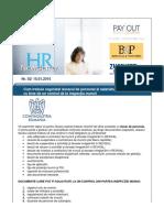 Organizare Dosar Personal Angajat