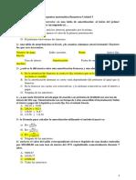 Matemáticas.-banco de Preguntas de La Unidad 3 y 4-1