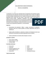 Informe Lab. Polarimetria