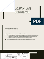 Plc,Fan,Lan Standards