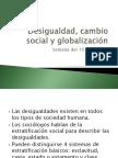 1.Desigualdad, Cambio Social y Globalización