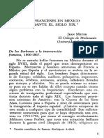 Los franceses en México durante el siglo XIX - Jean Meyer
