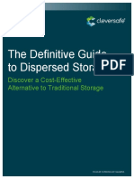 Cleversafe Definitive Guide White Paper