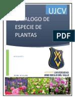 Catalogo de Paisajismo