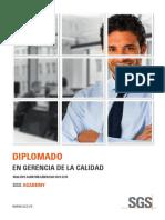 ARTICULO - Diplomado en Gerencia de La Calidad SGS