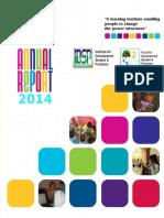 IDSP Annual Report 2014