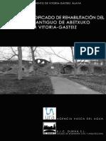 Memoria Anejos Puente Vasco