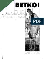Evgheni Trubetkoi, 3 Eseuri Despre Icoana, 1999