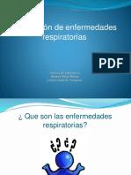 Presentacion Prevencion Respiratoria CESFAM