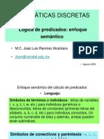 Enfoque semántico-LPredicados