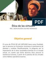 Etica de Las Virtudes