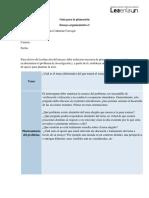 Guía Para La Escritura de Ensayo Argumentativo Parte I