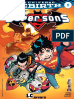SUPERSONS #1