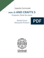 Annual Programación Arts and Crafts 5