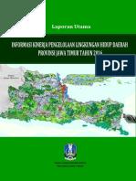 IKPLHD Jawa Timur 2016 - Laporan Utama