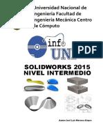 Manual SolidWorks II 2015
