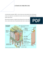 Electrostatic Precipitator Report