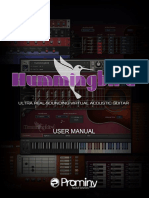Hummingbird User Manual