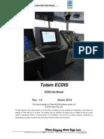 Ecdis User Manual