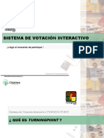 Presentacion TurningPoint