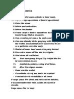 Cardief Oral Notes