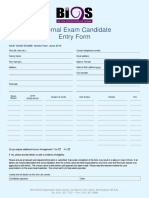 External Exam Application Form_(Birchfield Independent Girls)2015