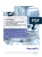 White Paper Prevention of Contamination and Cross Contamination
