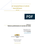 TOP323_Mod_2_Notions Préliminaires Et Carnets de Notes_bon