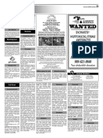 Claremont Courier Classifieds 2-9-18