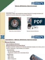 Arrancadores I_ Motores, Definiciones, Tipos de Arranque
