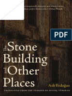 "Table of Contents and First 30 Pages of ""The Stone Building and Other Stories"""