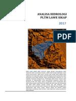 Final Analisa Debit Andal-Banjir PLTM Lawe Sikap-(Analisa Baru Juni 2017)