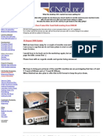 CNC USB-Parallel Port Converter
