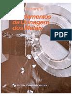 Fundamentos Da Usinagem Dos Metais - Dino Ferraresi.pdf