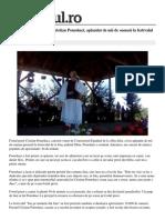 Locale Alba Iulia Video Preotul Caterisit Cristian Pomohaci Aplaudat Mii Oameni Festivalul Ciobanilor Jina 1 597e1edc5ab6550cb89f46f0 Index