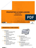 Properties and Conclusion