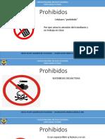 Prohibidos