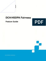 Zte Umts Dch Hsdpa Fairness Feature Guide_v1.10