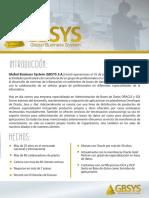 2017 GBSYS Perfil Corporativo